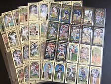 2011 TOPPS GYPSY QUEEN MINI LOT 86 SET STARTER WITH SP MANTLE +