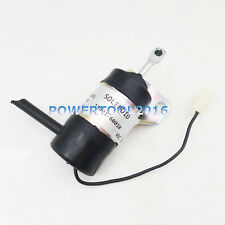 Fuel Shutoff solenoid 15471-60010 for Kubota B1250 B1750 L2900 L4200 M4900 B20