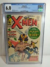 1964 Marvel Comics - X-Men #3 CGC 6.0 OW-WP 1st Blob Mcfadden Pedigree