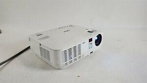 NEC V300W DLP School Projector HDMI LAN 720p 1080i 2000:1 3D Ready 100v-240v