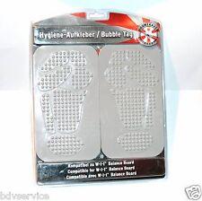 Hygiene Aufkleber für Wii Balanceboard, rutschhemmend, Anti Rutsch Matte