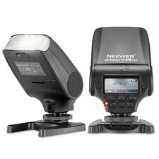 Neewer NW320 TTL Flash Speedlite for Sony RX1 RX1R RX10 RX100II A6000 A6300