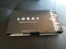 LORAC Neon Lights PRO Pressed Pigments Eyeshadow Palette AUTHENTIC