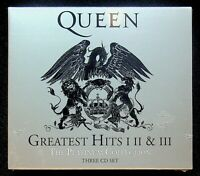 Queen ‎– Greatest Hits I II & III (The Platinum Collection) - 3 x CD - CD013002