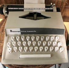 Vintage J. C. Penney LITE TOUCH Portable Manual Typewriter.                14/50