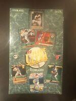 1992 FLEER WAX PACK ULTRA SERIES I BASEBALL BOX OF 36  FACTORY SEALED
