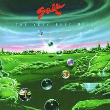 """SAGA """"THE VERY BEST OF"""" CD NEUWARE!!!!!!!!!!!!!!"""