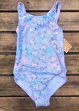 Un Pezzo Con Lustrini Flamingo Costume da bagno 4 Taglie Nuovo Con Etichetta BAMBINE Flapdoodles