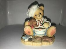 "Cherished Teddies Sugar And Spice ""Sweetness From My Heart�"