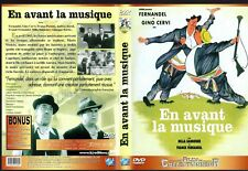 DVD En avant la musique | Fernandel | Comedie | Lemaus