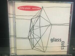 PHILIP GLASS - Glasscuts - Philip Glass Remixed - CD