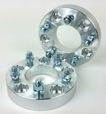 "4 Pcs Hub Centric Wheel Spacers 5X5 (5X127)  | 1/2"" Studs 