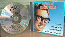 BUDDY HOLLY  -  The Best Of   (JAPAN CD)