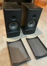 New listing Pair of Infinity Rs-3 speakers w/ grills
