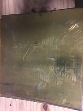 "Brass//Bronze Sheet Metal 230 Alloy 24 Gauge Bright Polish 4/""x6/"""