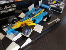 Minichamps 1:43 Renault F1 Team R202 Trulli