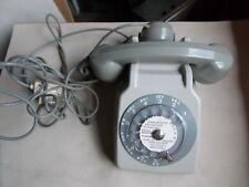 TELEPHONE VINTAGE Socotel S63 GRIS