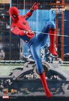 Spider-Man (Movie Promo Edition) Sixth Scale Figure by Hot Toys Movie Masterpiec