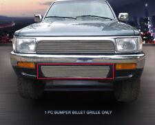 Polished Billet Grille Insert For Toyota 4Runner 1992 1993 1994 1995