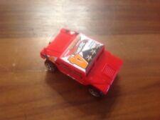 VTG Hot Wheels Red Hummer AM GENERAL CORP Team Noah Toy Car Vehicle Loose 1:64