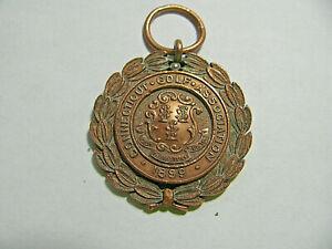 Antique Conn. Golf Association Medal---1912
