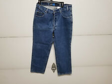 Levis Silvertab Relaxed 90s Skater Streetwear Denim Jeans Mens 36X30 Button Fly