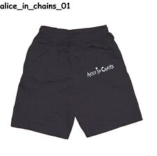 ALICE IN CHAINS 01 white EMBROIDERED LIGHTWEIGHT SHORTS