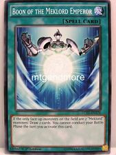 Yu-Gi-Oh - 1x Boon of the Meklord Emperor - LC5D - Legendary Collection 5
