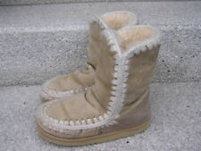MOU Lammfell Boots Gr. 37/38!!