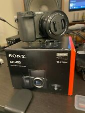 Sony Alpha A6400 & Accessories