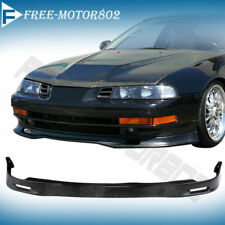 For 92-96 Honda Prelude Spoon Urethane Front Bumper Lip Spoiler Bodykit(Fits: Honda Prelude)