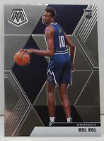Bol Bol RC 2019-20 MOSAIC Base Rookie Card #222 Denver Nuggets NBA Basketball