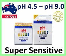 Sensitive Alkaline pH Test Strip For Body Level Urine & Saliva -100 Strips /Pack