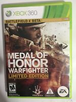 Medal of Honor: Warfighter Xbox 360 Limited Edition 2 Disc Set