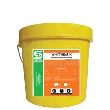 22lb Whytheat K Castable Refractory Cement Dense 60% Alumina Castable