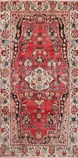 Vintage Floral Lilihan Oriental Area Rug Wool Hand-Knotted Home Decor Carpet 5x9
