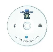 Whitehall 1212 Old Time Radio Shows MP 3 CD 21 Hours otr