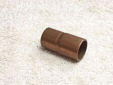 "Copper Reducer,  3/4"" Bushing/Fitting  x 5/8"" Coupling"