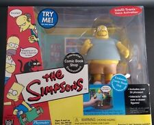 The Simpsons World of Springfield Android's Dungeon Cbg - Playmates Toys – Mib