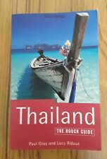 Ridout, Lucy : Thailand: The Rough Guide