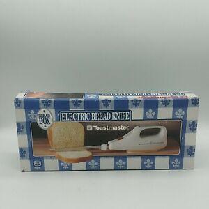 Vintage Toastmaster Electric Slide Knife Carving Blade Bread Turkey 6114 *NOS*