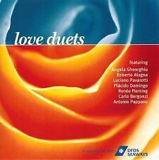 LOVE DUETS - CLASSIC FM CD (2000) / MONTEVERDI VERDI PUCCINI WAGNER LEHAR ETC