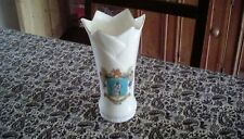Arcadia China Model of a Vase with Tain Crest