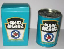 THE WHO Sell Out Ltd Edition Heinz Baked Beans can tin and box Beanz Meanz 415g