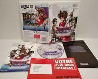 Dragon Quest Swords - Jeu Nintendo WII - PAL français - Comme neuf - Complet