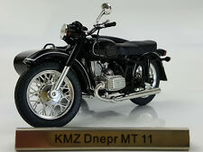 1/24 Atlas KMZ Dnepr MT 11 Motorcycle with sidecar combination