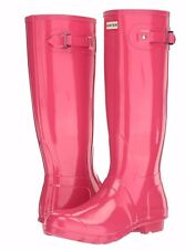 NEW HUNTER SIZE 9 PINK TALL BOOTS