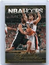 "2014-15 PANINI NBA HOOPS #58 TONY PARKER ""ROAD TO THE FINALS"" #127/999, SPURS"