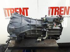 2010 ISUZU RODEO 2499cc Diesel 5 Speed Manual Gearbox M0B21-I0667397