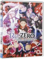 Re: Zero - Starting Life in Another World Nuovo DVD Region 2